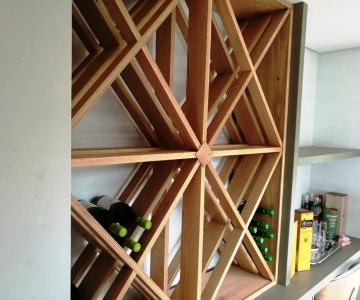 Solid-Oak-wine-rack